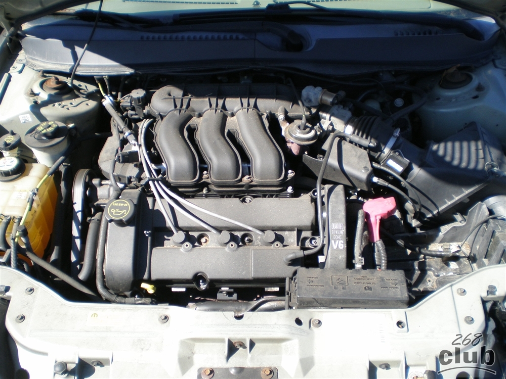 2003 Mercury Sable Engine Assembly 3 0l Motor 112 393 Mi
